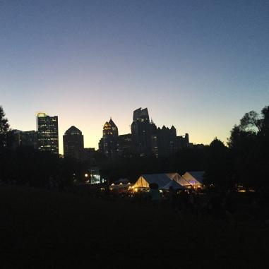 Atlanta, you're quite beautiful